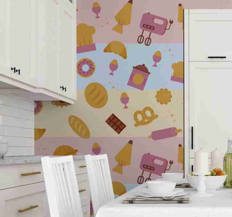 kitchen wallpaper Dubai 2021