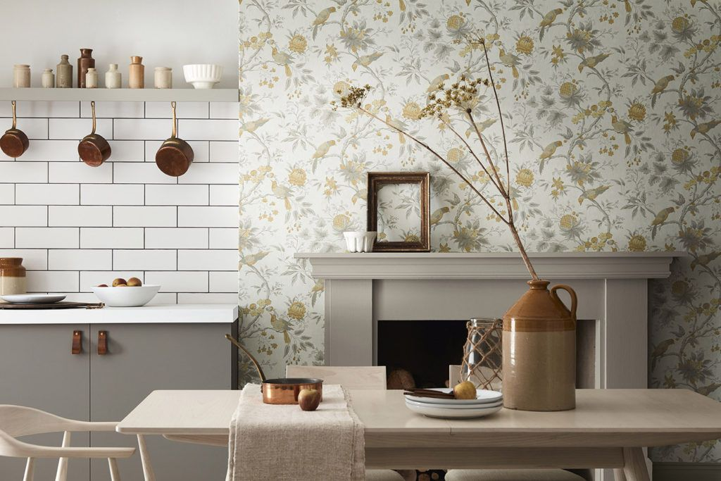 kitchen wallpaper in Dubai