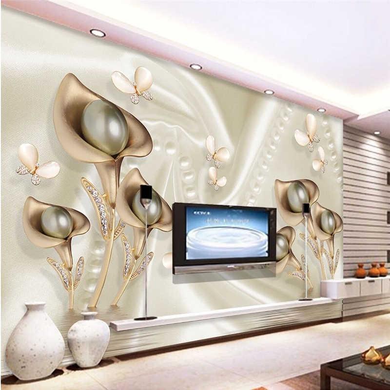 living room wallpaper Dubai