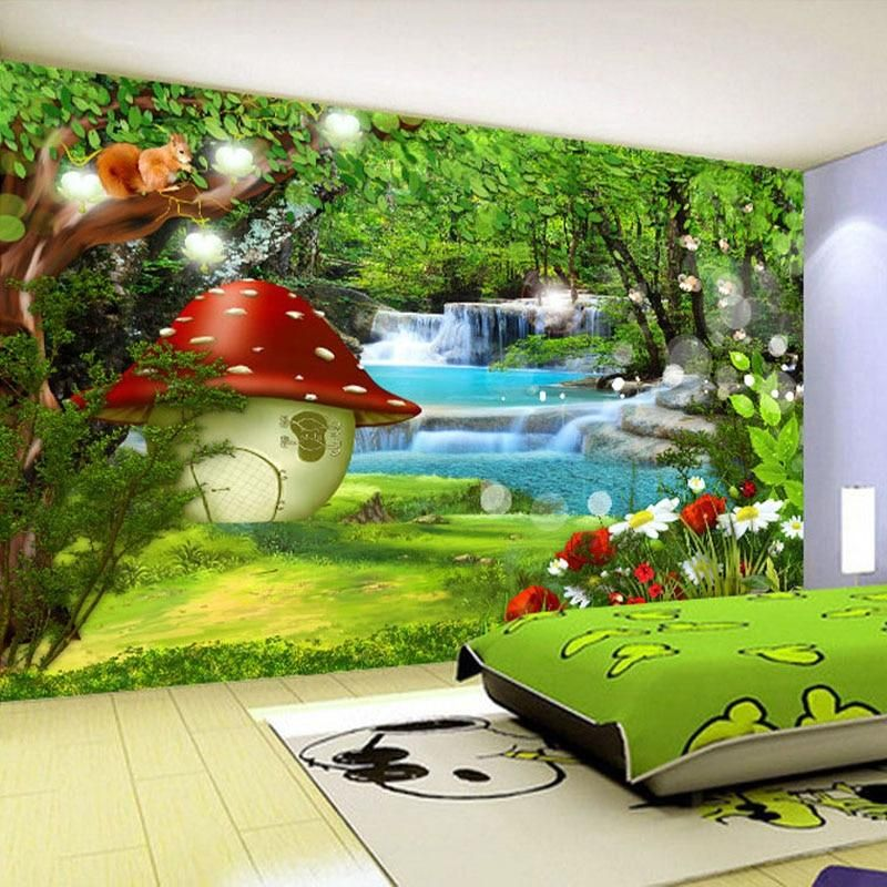 Special Wallpaper for Kids Room