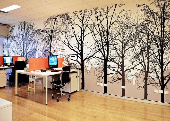 Customized Wallpaper design for Bedrooms & Office