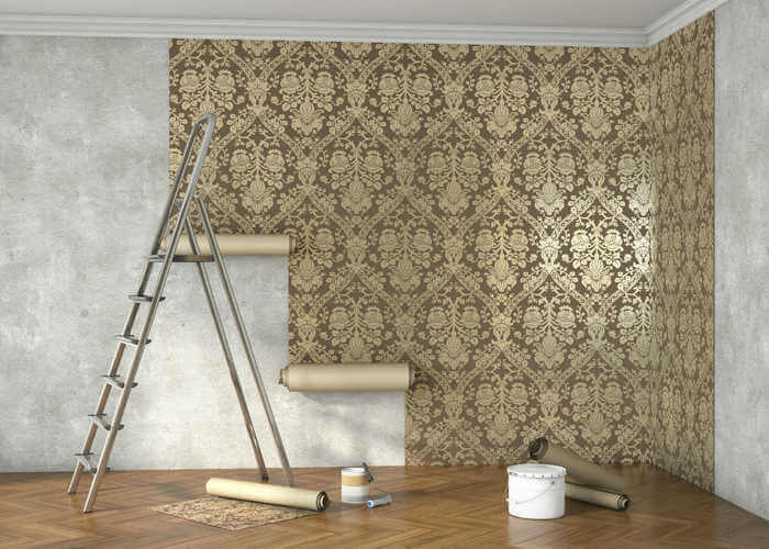 Buy Wallpaper Fitting and Installation In Dubai